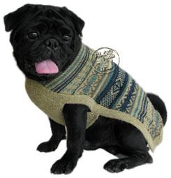 Свитер для собак 100% перуанская шерсть