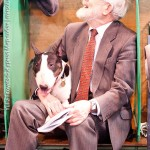 Crufts 2011 Журнал Мир собак Английский бультерьер