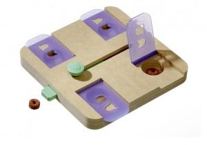 Интерактивная интеллектуальная игрушка для собак Doggy Brain Train Safe