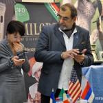 ZooRussia 2012 Зоороссия конкурс грумеров судьи Ева Ресон и Умберто Леманн