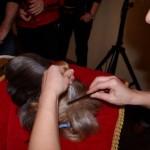 Груминг йорка как сделать топ-нот йорку мастер-класс в фотографиях