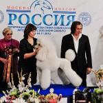 Выставка собак Россия 2012 фото бестов лучшая собака бест
