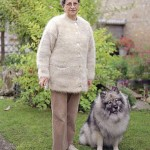 Свитер из собаки Erwan Fichou